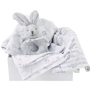 Sheridan - Alodie Grey My First Nursery Set 3pce.