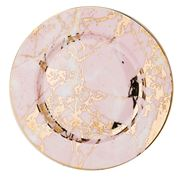 Cristina Re - Crystalline Side Plate Rose Quartz