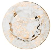 Cristina Re - Crystalline White Celestite Side Plate