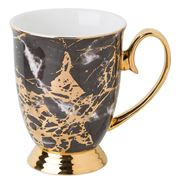 Cristina Re - Crystalline Black Tourmaline Mug