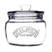 Kilner - Push Top Glass Storage Jar 500ml