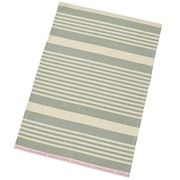 Stephanie Alexander - Striped Tea Towel Grey 65x45cm