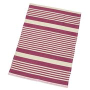 Stephanie Alexander - Striped Tea Towel Purple 65x45cm