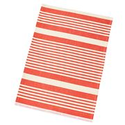 Stephanie Alexander - Striped Tea Towel Red 65x45cm
