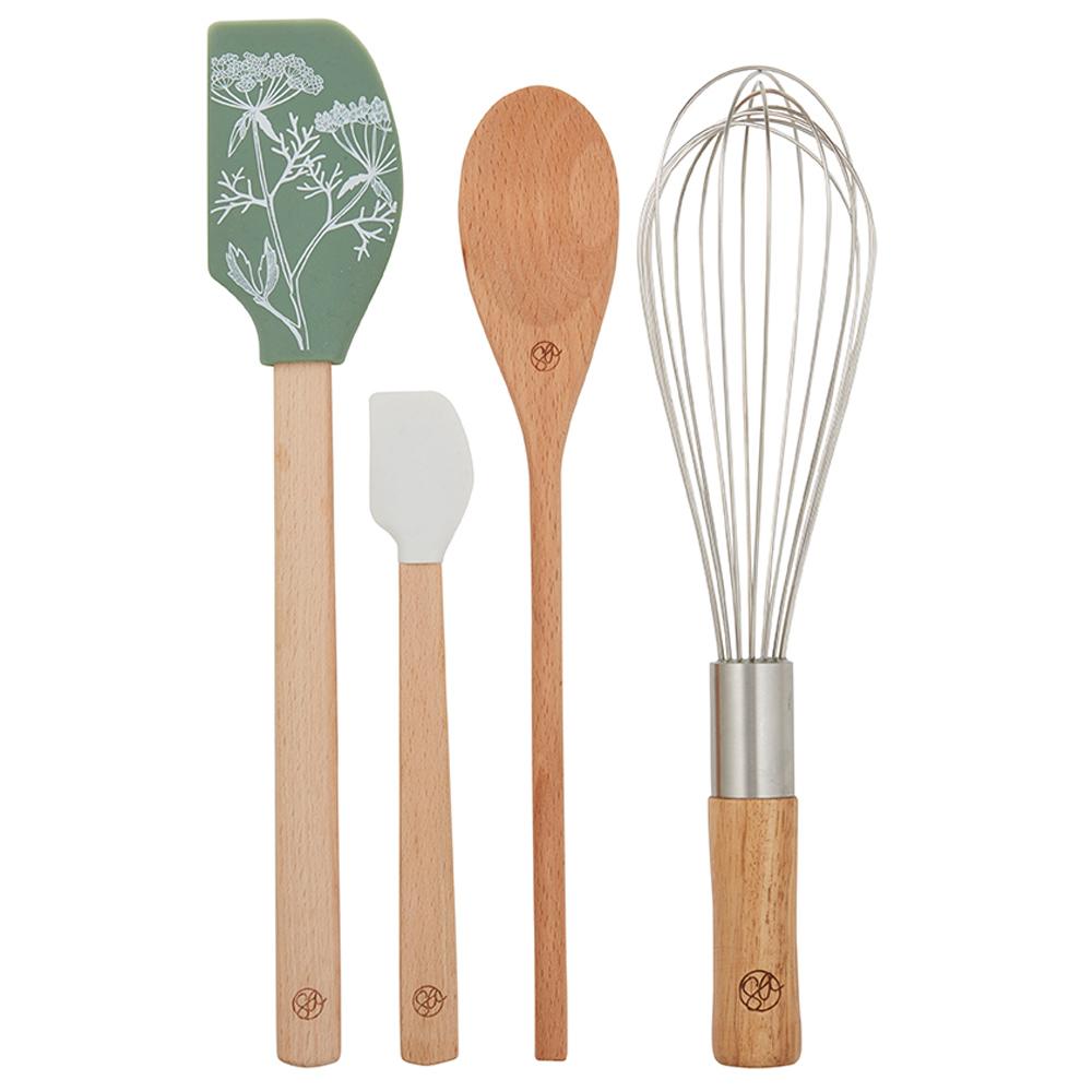 Stephanie Alexander Kitchen Garden Foundation Stephanie Alexander Kitchen Tool Set 4pce Peters Of Kensington