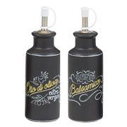 Davis & Waddell - Napoli Toledo Oil & Vinegar Bottle Set
