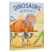 Book - Dinosaurs In Disguise