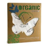 Bubba Blue - Feathers Organic Jersey Wrap Single Pack
