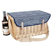 SunnyLife - Montauk Deluxe Picnic Basket