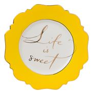LyndalT - Life Is Sweet Side Plate
