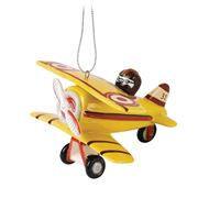 Royal Doulton - Nostalgic Christmas Aeroplane Ornament