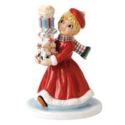 Royal Doulton - Nostalgic Christmas Wrapped & Ready Figurine