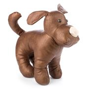 OneWorld - Brown Standing Doggie Doorstop