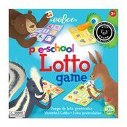 eeBoo - Game Preschool Lotto
