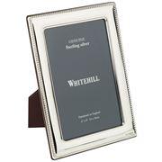 Whitehill - Sterling Silver Bead Frame 10x15cm