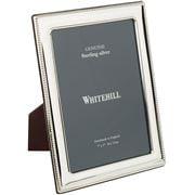 Whitehill - Sterling Silver Bead Frame 13x18cm