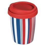 Avanti - Go Mug Vertical Bandana Stripes