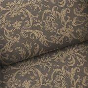 Vandoros - Mocha Kraft Damask Wrapping Paper