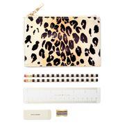 Kate Spade - Leopard Pencil Pouch