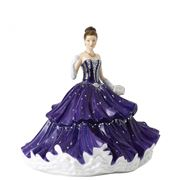 Royal Doulton - Crystal Ball Graceful Promenade Figurine