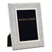 Ralph Lauren - Delilah Metallic Tweed Frame 13x18cm
