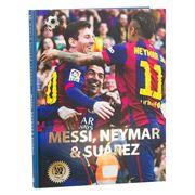 Book - Messi, Neymar, and Suarez: The Barcelona Trio