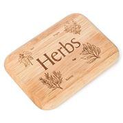 Catskill - Herb Cutting Board 18x12.5x2cm