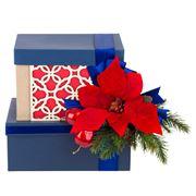 Boz Christmas - Midnight Blue Christmas Hamper