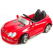 Mercedes - SLR 722 Red 12V Electric Sports Car