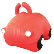 Bop Along Buddies - Harry The Red Car Inflatable Bouncer