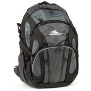 High Sierra - Composite Backpack Black & Charcoal