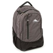 High Sierra - Fooser Mercury & Black Backpack