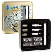 Kaweco - White Calligraphy Pen Writing Set