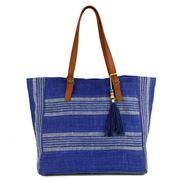 Condura - Abi Blue Tote Bag