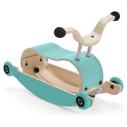 Wishbone - Mini Flip Mix and Match Aqua Rocker & Roller