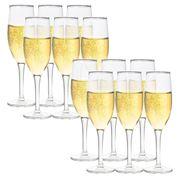 Duralex - Amboise Champagne Flute Set 12pce