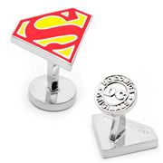 Cufflinks - Superman Shield Cufflinks