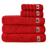 Lexington - Original Hand Towel Red 50x70