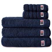 Lexington - Original Navy Large Hand Towel
