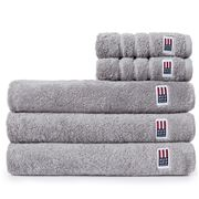 Lexington - Original Bath Towel Dark Grey