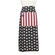 Lexington - Stars and Stripes Cooking Apron Red/White/Blue