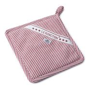 Lexington - Oxford Striped Potholder Red