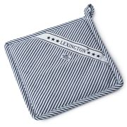 Lexington - Oxford Striped Potholder Navy