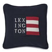 Lexington - Logo No.1 Cushion Navy 50x50cm