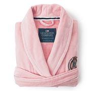 Lexington - Lexington Velour Medium Pink Bathrobe