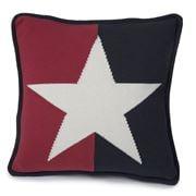Lexington - Star No.1 Cushion Cover Red & Navy 50x50cm