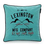 Lexington - Lexington East Coast Cushion Cover Aqua 50x50cm