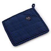 Lexington - Striped Blue Potholder