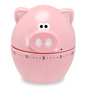 Gourmet Kitchen - Piggy Wiggy 60 Minute Timer