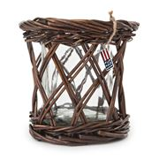 Lexington - Rattan Candle Holder